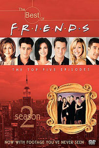 The Best Of Friends Season 2 DVD