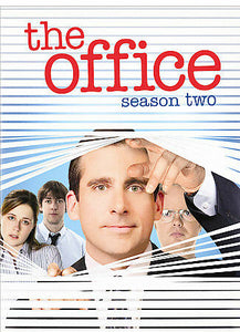 The Office Season 2 DVD (Missing Disc 2)