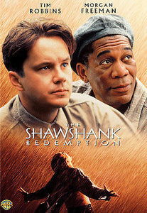 The Shawshank Redmeption DVD