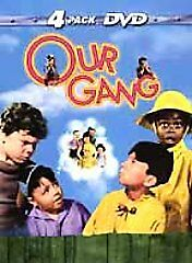 Our Gang (GoodTimes Media/ 4-Pack) -- FREE SHIPPING Lil Rascals