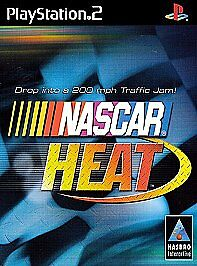 Nascar Heat Playstation 2 Video Game PS2