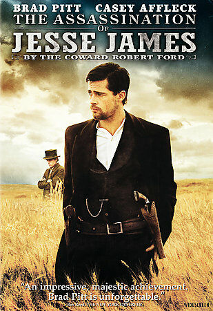 The Assassination of Jesse James DVD