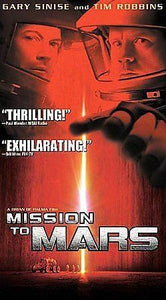 Mission To Mars VHS