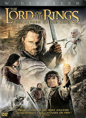 The Lord of the Rings: The Return of the King (Two-Disc Widescreen)