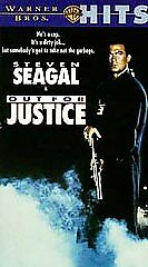 Out For Justice VHS