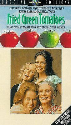 Fried Green Tomatoes VHS Special Edition Plastic Case