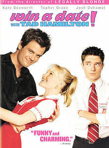 WIN A DATE WITH TAD HAMILTON DVD