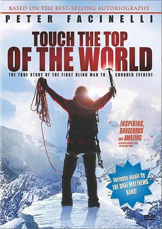 TOUCH THE TOP OF THE WORLD DVD