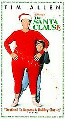The Santa Clause (VHS, 1998)