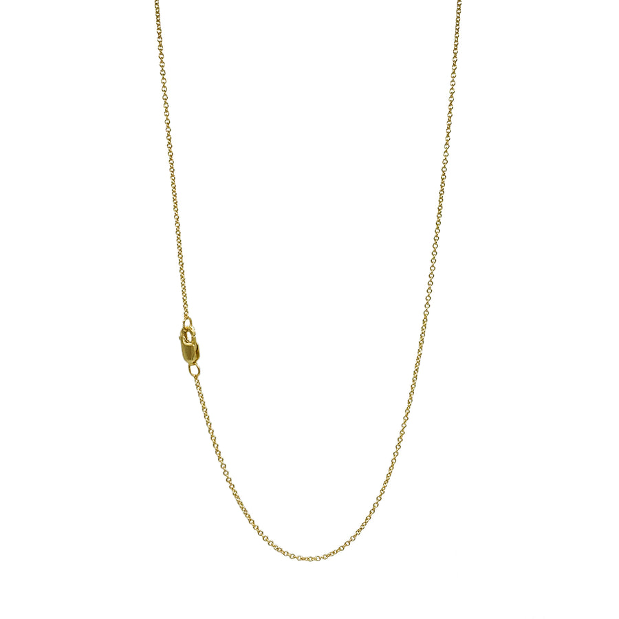 Yellow Gold Cable Chain