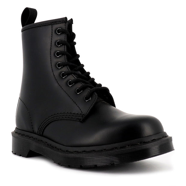 8 UP 1460 - BLACK SMOOTH LEATHER