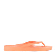 ARCH SUPPORT THONGS - PEACH