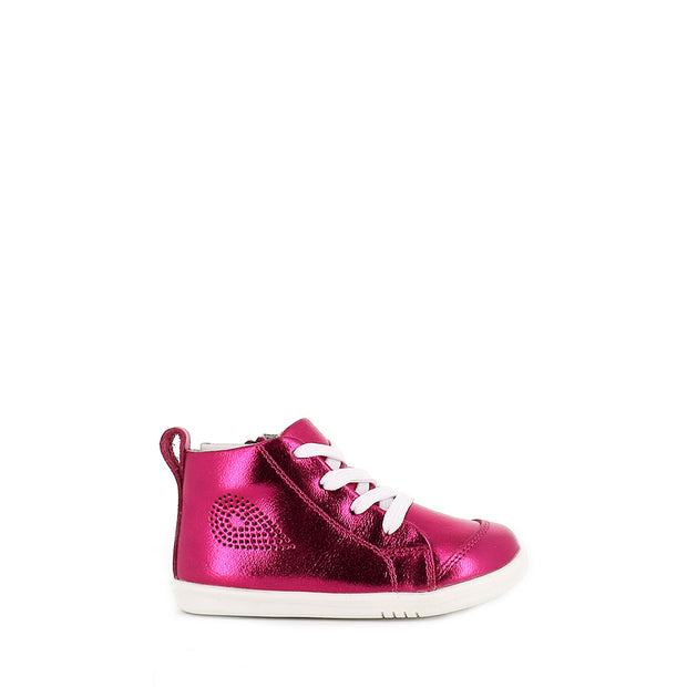 ALLEY-OOP I WALK - RASPBERRY METALLIC