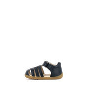 JUMP STEP UP - NAVY LEATHER