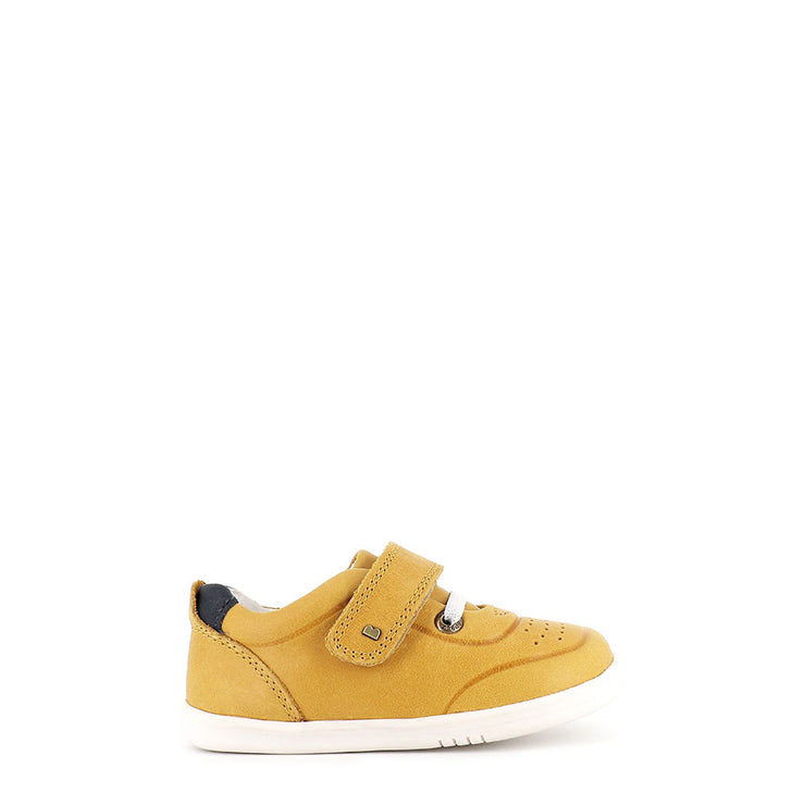 RYDER I-WALK - CHARTREUSE/NAVY LEATHER