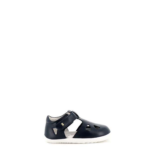 ZAP STEP UP - NAVY LEATHER