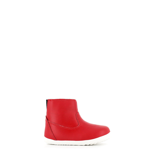 PADDINGTON STEP-UP - RED ACTION LEATHER