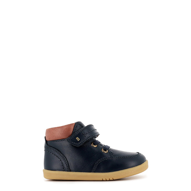 TIMBER I-WALK - NAVY LEATHER