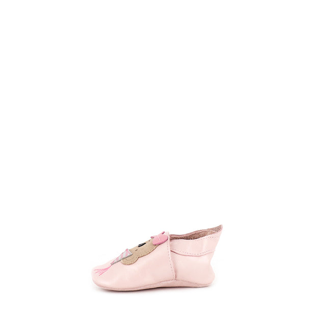 PARTY BEAR SOFT SOLE - BLOSSOM PEARL