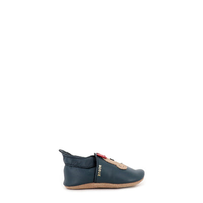 PARTY BEAR SOFT SOLE - NAVY