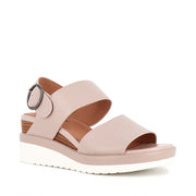 RAINTON - NUDE LEATHER