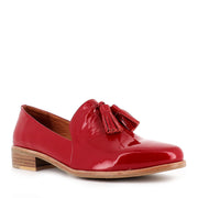 DEPLETE - DARK RED PATENT