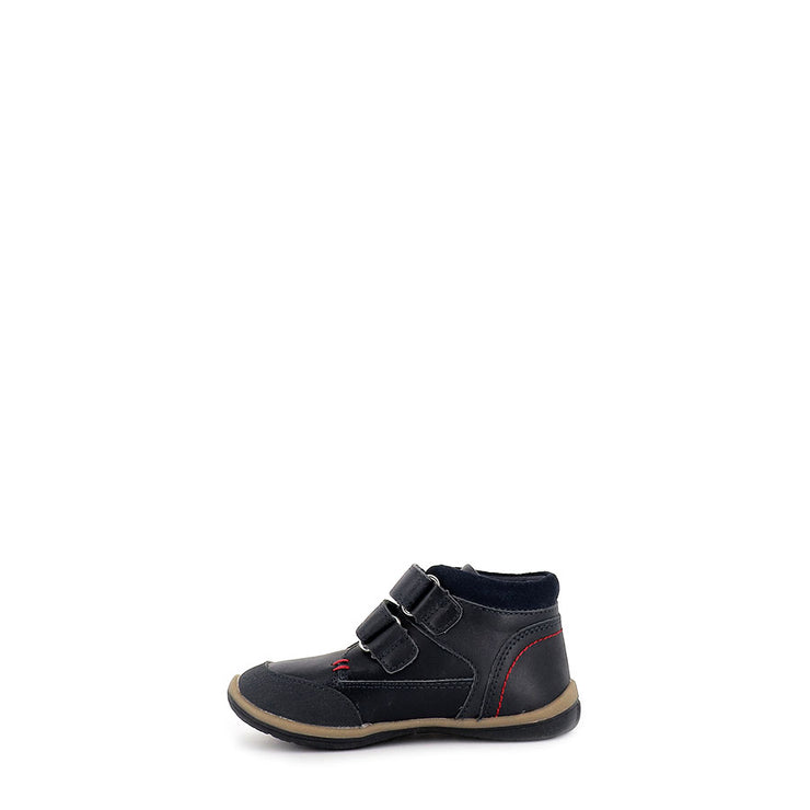 MUNICH E - NAVY/RED