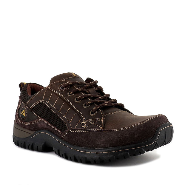 TORY - DARK BROWN LEATHER