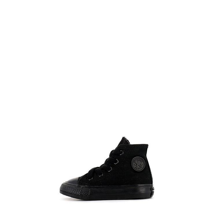 ALL STAR HI INFANT - BLK MONO