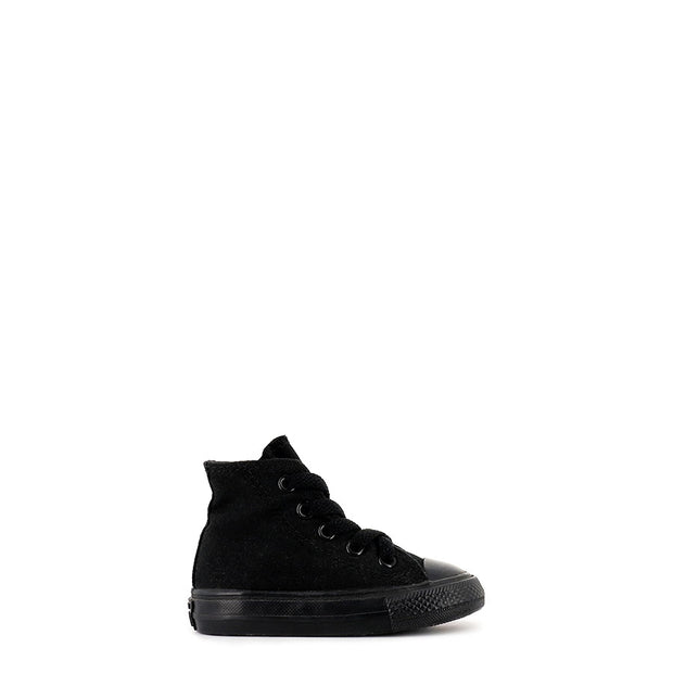 ALL STAR HI INFANT - BLACK MONO