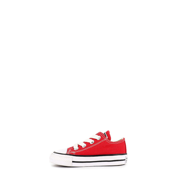 ALL STAR LOW INFANT - RED