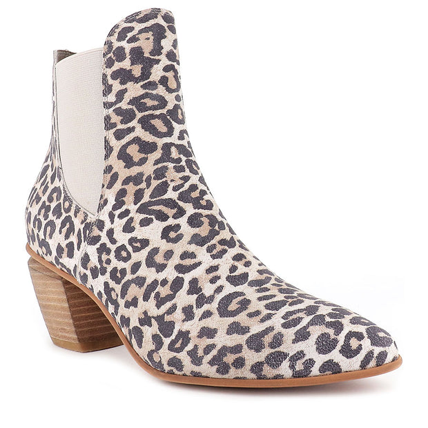 JINKS - TAUPE LEOPARD