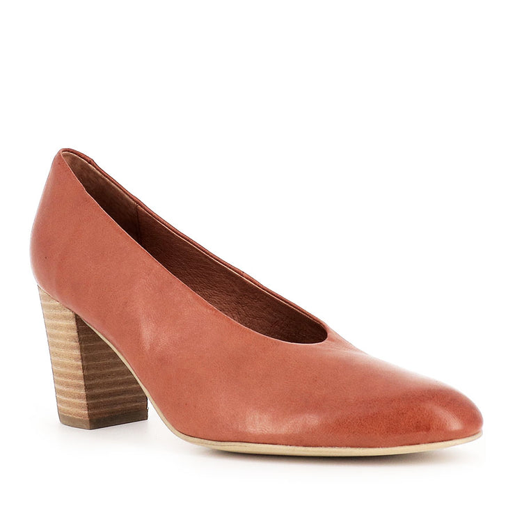 LILIE - COGNAC LEATHER