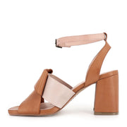 RENARD - DARK TAN MULTI LEATHER