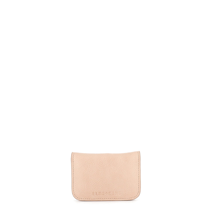 NEW YORK CARD HOLDER - NUDE