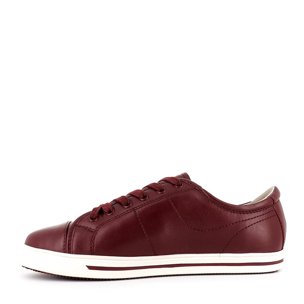 NAT - CHERRY LEATHER
