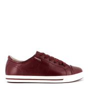 NAT II - CHERRY LEATHER