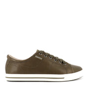 NAT - OLIVE LEATHER