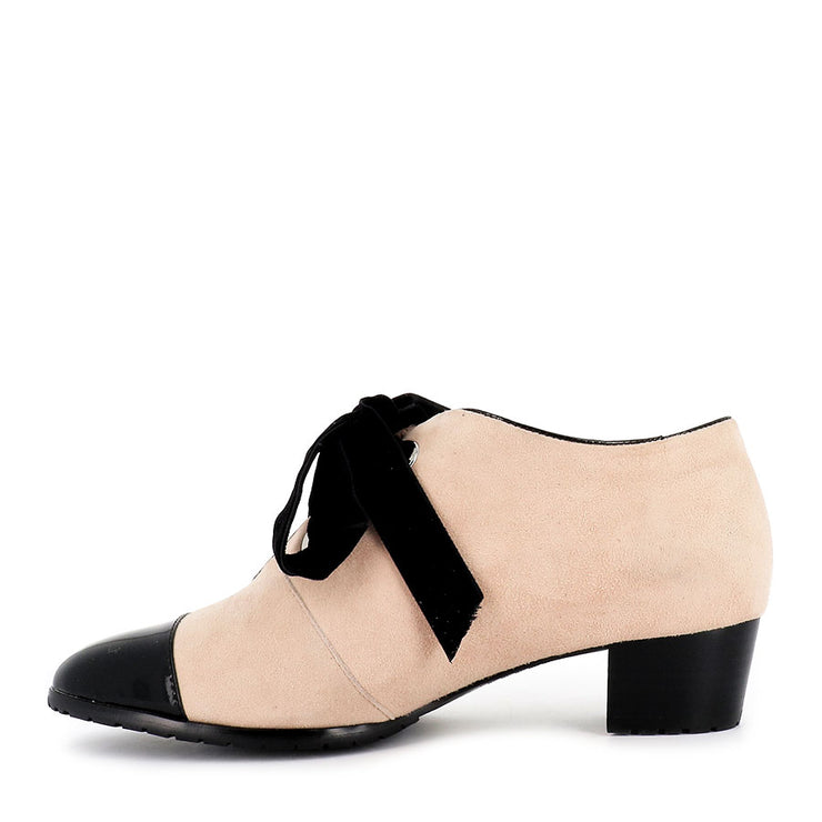 THIAGOST - BLACK NUDE PATENT SDE