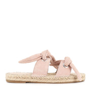 LIVELY - BLUSH SUEDE