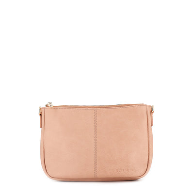 HB BOWERY SMALL SHOULDER BAG - CAMEL