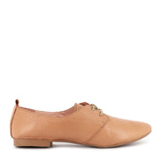 ANDRENA - DARK TAN LEATHER