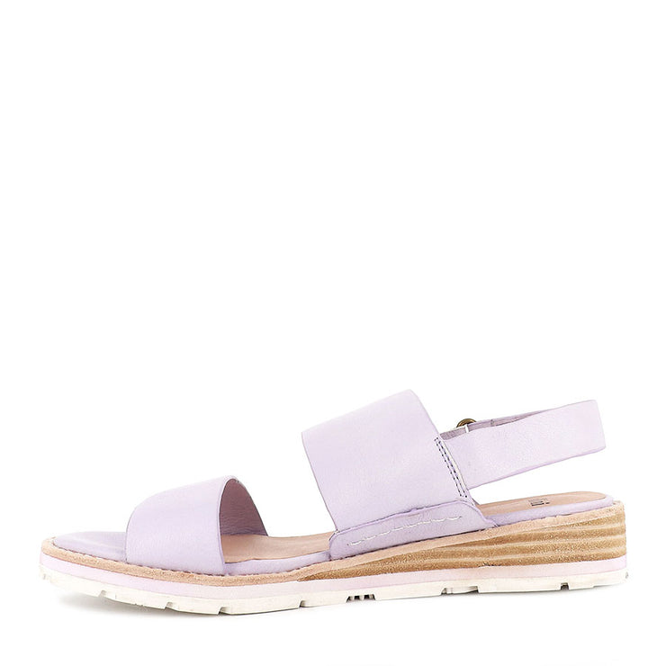 BIRANG - LILAC LEATHER
