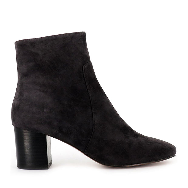 CASIE - DARK STEEL SUEDE