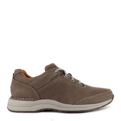 EDGE HILL - DARK OLIVE NUBUCK
