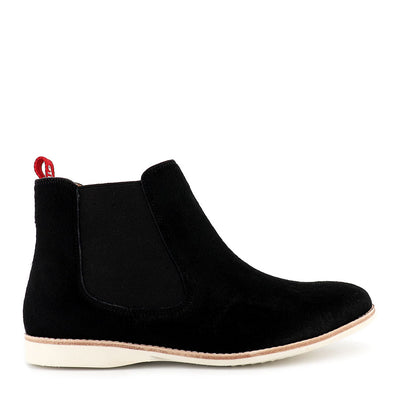 CHELSEA BOOT ANIMAL - BLACK PONY