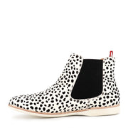 CHELSEA BOOT ANIMAL - SNOW LEOPARD PONY