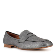 MARTHA - PEWTER SHINE LEATHER