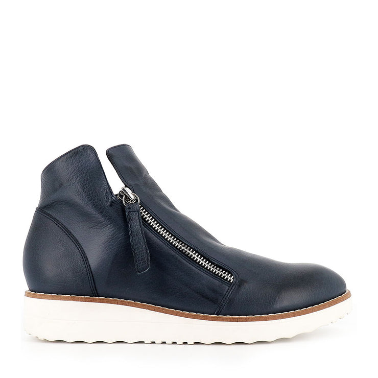 OHMY - NAVY LEATHER