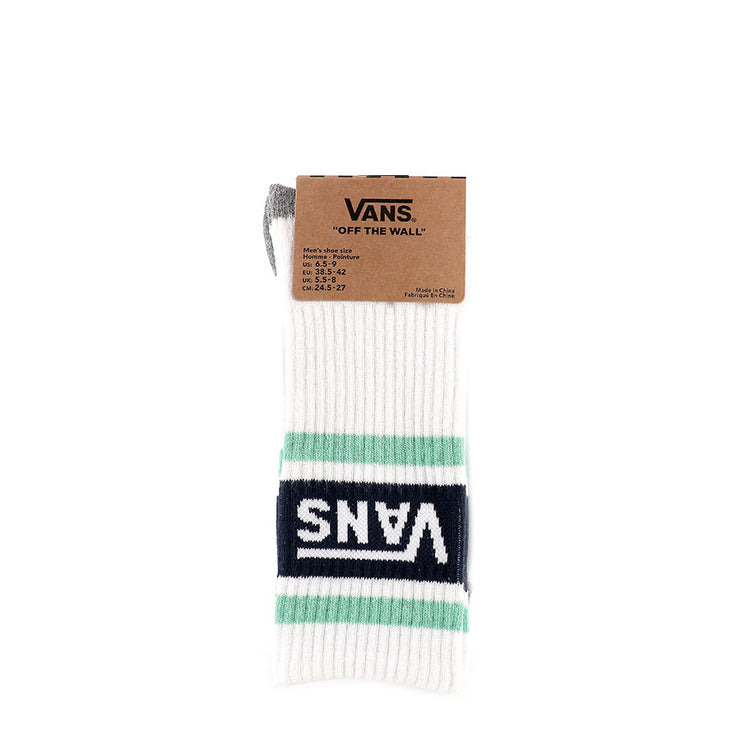 SOCK TRIBE CREW  - BLUE JADE GREEN